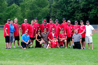 Joe Kocur Celebrity Softball 8/6/2011